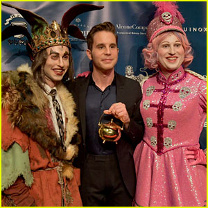 Ben Platt Makes History as Youngest Hasty Pudding Man of the Year Winner!