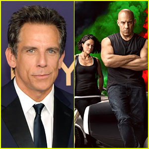 Ben Stiller Is Rumored to Be Joining Ninth 'Fast & Furious' Movie