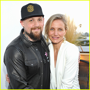 Benji Madden Feels 'So Lucky' To Have Cameron Diaz & Baby Raddix In His Life