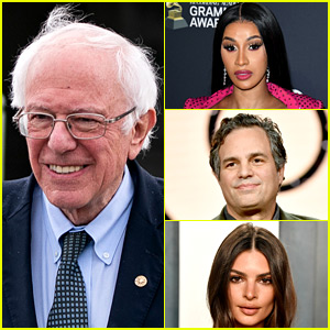 Bernie Sanders Celeb Supporters: 35 Stars Who Endorsed Him!