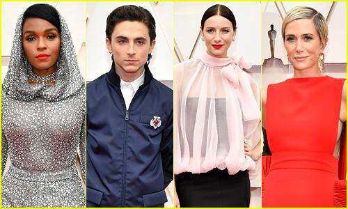 Best Dressed at Oscars 2020 - Red Carpet Highlights!