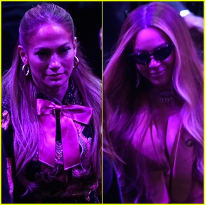 Jennifer Lopez & Beyonce Remember Kobe Bryant at His Celebration of Life Memorial Service