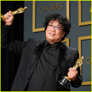 Here's Why Bong Joon-ho Only Gets to Keep 3 Out of 4 Oscars for 'Parasite' Wins