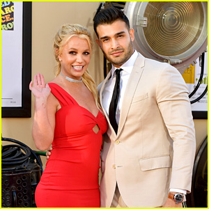 Sam Asghari Wishes Girlfriend Britney Spears a Happy 4th Valentine's Day Together With Cute Video - Watch!