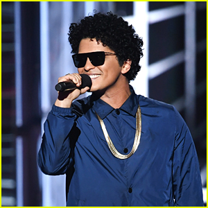 Bruno Mars Set to Star in & Produce Music-Driven Disney Movie!