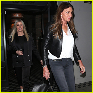 Caitlyn Jenner Says She's Not Dating Sophia Hutchins: 'I Don't See Myself Having A Relationship'
