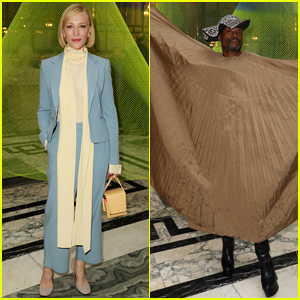 Cate Blanchett & Billy Porter Are Just 2 of the Stars at Roksanda's Fashion Show!