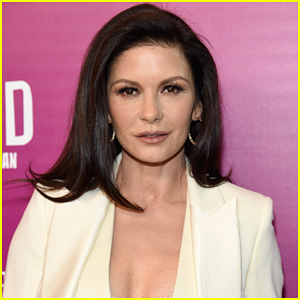 Catherine Zeta-Jones Welcomes New Puppy Into the Family After Father-in-Law Kirk Douglas' Death