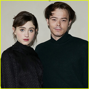Charlie Heaton Makes Rare Comment About Girlfriend Natalia Dyer