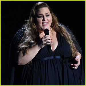 Chrissy Metz Gives Powerful Performance of 'I'm Standing With You' at Oscars 2020 - Watch!