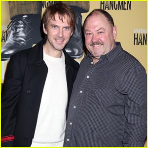Dan Stevens & Mark Addy Preview Martin McDonagh's 'Hangmen' on Broadway!