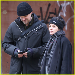 David Harbour & Lily Allen Are Still Going Strong - See the New Photos!