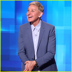 Ellen DeGeneres Weighs In on the Viral Airplane Seat Debate - Watch! (Video)