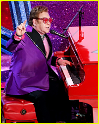 Elton John Leaves Stage Early During Concert Due to Walking Pneumonia - Watch (Video)