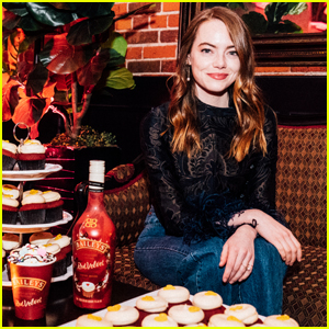 Emma Stone Hosts Her Em & Friends Magic House Valentine's Day Charity Party!