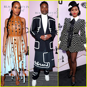 Kerry Washington, Billy Porter, & Janelle Monae Honor Their Friends at Essence Black Women in Hollywood Luncheon!