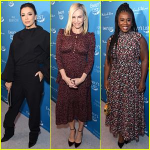 Eva Longoria, Chelsea Handler & More Kick Off Oscars Week at EMILY's List Brunch!