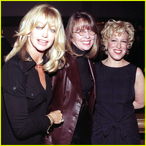 'First Wives Club' Co-Stars Goldie Hawn, Bettle Midler & Diane Keaton Reunite for a New Movie!