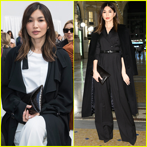 Gemma Chan Is Being Honored with Women In Film Face of the Future Award!