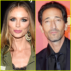 Marchesa's Georgina Chapman Is Dating Adrien Brody 2 Years After Harvey Weinstein Split