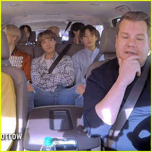 Watch a Sneak Peek at BTS On 'Carpool Karaoke' With James Corden