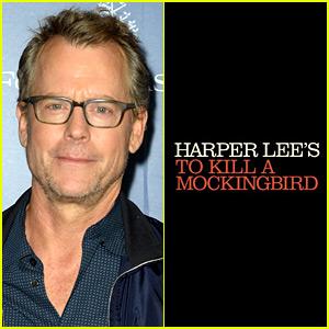 Greg Kinnear to Make Broadway Debut in 'To Kill a Mockingbird'