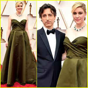Greta Gerwig & Noah Baumbach Couple Up for Oscars 2020