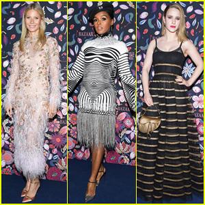 Gwyneth Paltrow, Janelle Monae & Rachel Brosnahan Put On Their Best for Harper's Bazaar Exhibition Celebration!