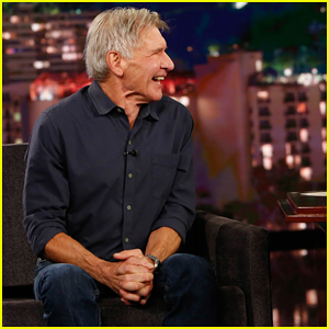 Harrison Ford Calls Trump a 'Son of a Bitch' on 'Kimmel' - Watch!