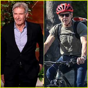 Harrison Ford Denies Using Electric Bikes, Talks About His Diet