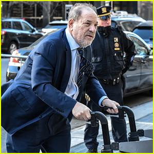 Harvey Weinstein Handcuffed & Taken to Jail, Bail Denied