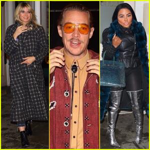 Heidi Klum, Diplo, & Lil Kim Attend Paris Hilton's Birthday Party in NYC!