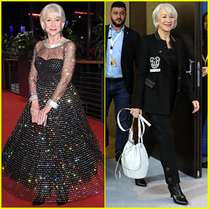 Helen Mirren Slays in Two Different Looks During Berlin Film Festival