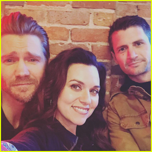 Hilarie Burton Shares Selfies with Chad Michael Murray & James Lafferty During Epic 'One Tree Hill' Reunion!