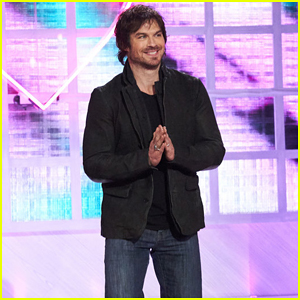 Ian Somerhalder Reveals His New Partnership with Paul Wesley on 'Kelly Clarkson Show'!