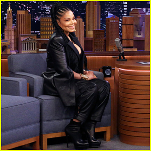 Janet Jackson Confirms on 'Fallon' That 'Black Diamond' Tour Will Come With New Album!