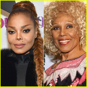 Janet Jackson Remembers 'Good Times' Mom Ja'Net DuBois After Her Death