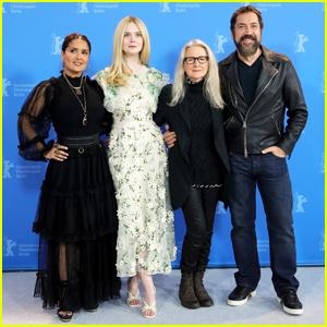 Salma Hayek, Elle Fanning & Javier Bardem Team Up in 'The Roads Not Taken' - Watch Trailer!