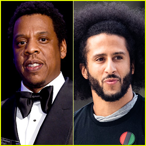 Jay-Z Opens Up About Colin Kaepernick After Announcing NFL Partnership