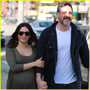 Jenna Dewan & New Fiance Steve Kazee Are All Smiles During Afternoon Outing!