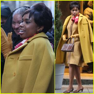 Jennifer Hudson Wraps Filming Aretha Franklin Biopic 'Respect'