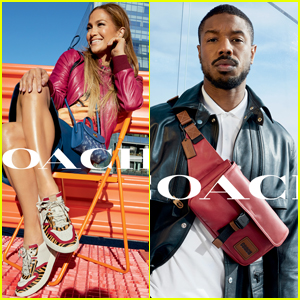 Jennifer Lopez & Michael B. Jordan Star in New Coach Citysole Campaign
