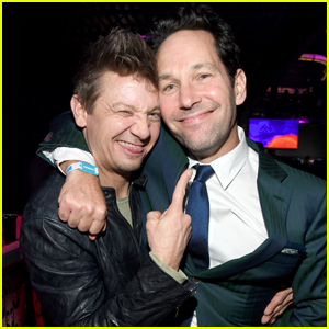 Jeremy Renner, Paul Rudd, & More Arrive at Lady Gaga's Pre-Super Bowl Show!