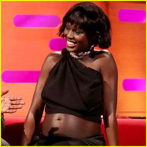 Jodie Turner-Smith Bares Baby Bump, Reveals She's Having a Girl