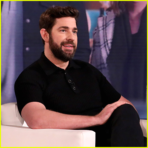 John Krasinski Dishes On 'A Quiet Place Part II' & The Tough Decision To Give Himself A Role In It
