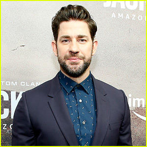 John Krasinski Would Absolutely Say Yes to an 'Office' Reunion