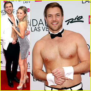 Bachelor Nation's Jordan Kimball Strips Down with the Chippendales, Gets His Girlfriend's Support!
