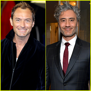 Jude Law & Taika Waititi Join Forces for Showtime Series 'The Auteur'