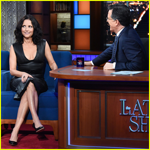 Julia Louis-Dreyfus Thinks Trump Is Doing A Far Superior Version Of 'Veep' (Video)