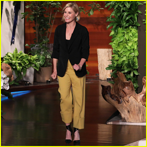 Julie Bowen Tells 'Ellen' She Wants To Skip 'Modern Family's Final Cry Fest!